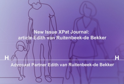 New Issue XPat Journal: Edith van Ruitenbeek-de Bekker